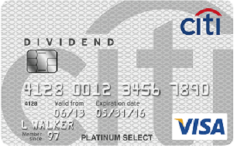 Citi Dividend Credit Card Review (Update 2019.11: 15 USD Rabatt auf 75 USD bei Amazon [TARGETED])