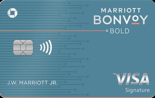 Überprüfung der Marriott Bonvoy Bold ™ -Kreditkarte (Update 2020.3: 30.000-Angebot)