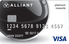 Überprüfung der Kreditkarte von Alliant Visa Platinum Rewards (Update 2019.9: 250 USD Angebot abgelaufen)