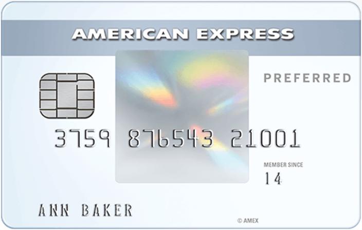 Die Überprüfung der AmEx EveryDay Preferred Credit Card (EDP)