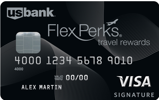US Bank FlexPerks Travel Rewards Credit Card Review (Discontinued