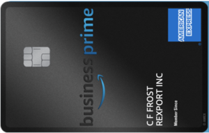 AmEx Amazon Business Prime Credit Card (10.10 Update: $10 Offer