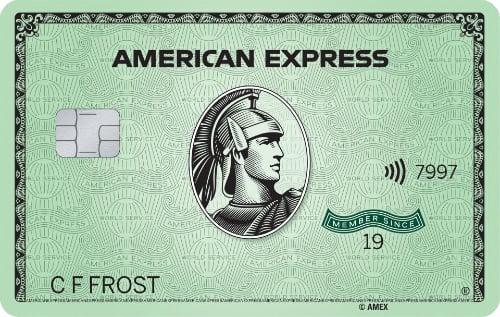 American Express Green Card Bewertung