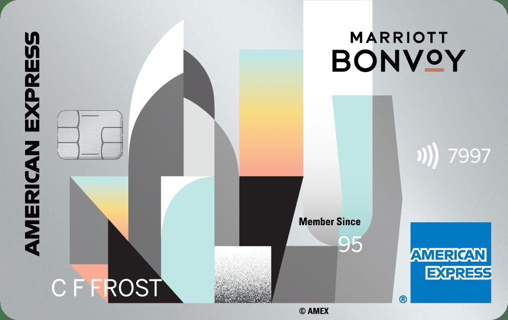 Marriott Bonvoy American Express-Karte (früher die Starwood Preferred Guest-Kreditkarte von American Express) Bewertung