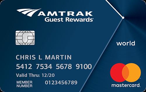 BoA Amtrak Guest Rewards Kreditkartenüberprüfung (Update 2019.11: 20.000 + 100 USD Angebot)