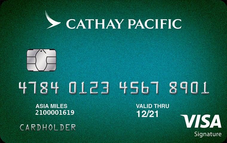 Synchrony Cathay Pacific Kreditkartenüberprüfung (Update 2020.4: 40.000 Angebot)