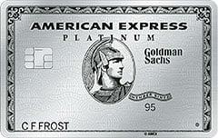 Die Platinum Card von American Express für Goldman Sachs Review