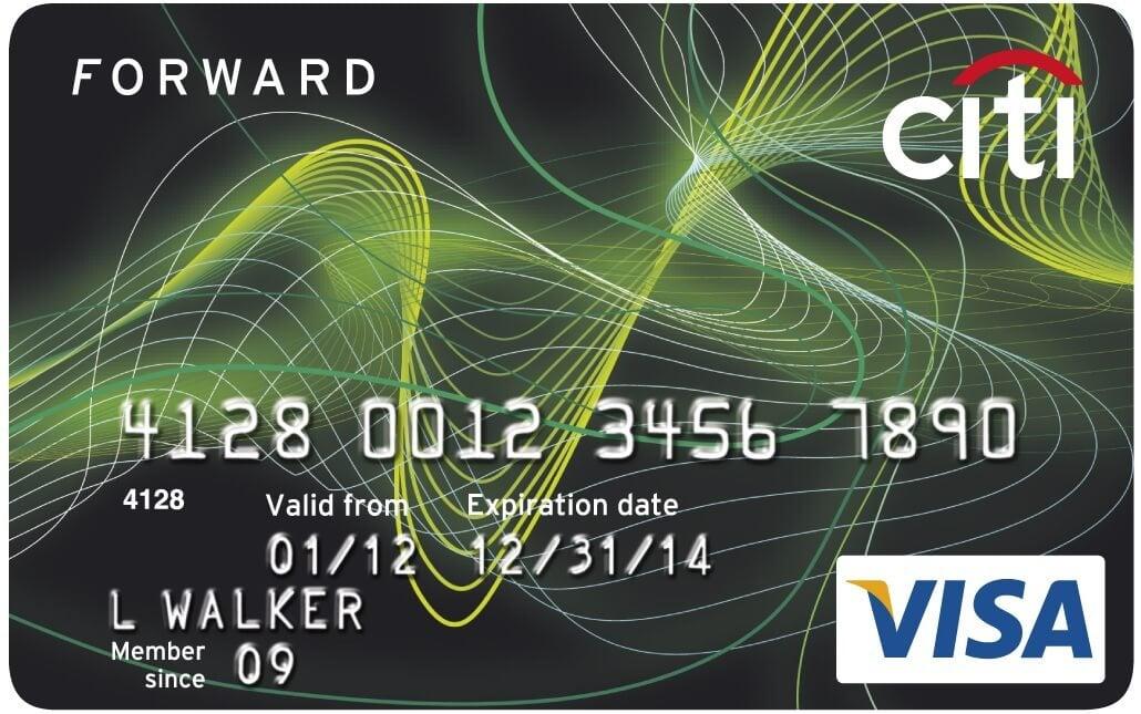Citi Credit Card Travel Notification