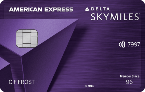 Delta SkyMiles® Reserve Card von American Express Review