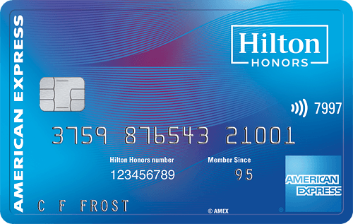 AmEx Hilton Credit Card Review (2019 8 Update: 100k Offer