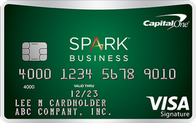 Capital One Spark Cash for Business Review (133.13 Update: $13