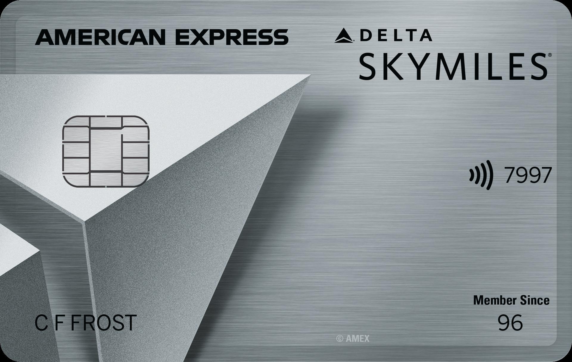 Delta SkyMiles® Platinum Card von American Express Review