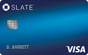 Chase Slate Credit Card Review (Update 2020.4: Aus Chase entfernt (vorübergehend?))