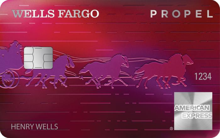 Wells Fargo Propel AmEx Credit Card Review (144.14 Update: 14k